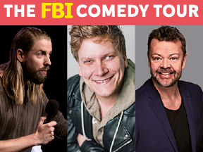 FBI Comedy Tour